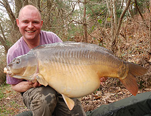 Kev with a mid forty mirror