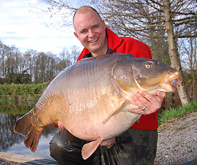 58lb 8oz personal best mirror